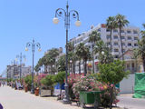 променад в Ларнаке / Фото с Кипра