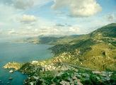 Живописное побережье Сицилии
