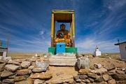 Будда в пустыне Гоби, Монголия
