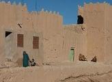 этот касбах по-прежнему обитаем / Фото из Марокко