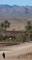 придорожная деревушка / Фото из Марокко