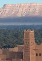 сторожевая башня у финиковой рощи / Фото из Марокко