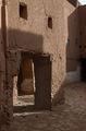 глиняный городок изнутри / Фото из Марокко
