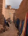 в ожидании покупателей / Фото из Марокко