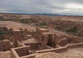 старый и новый город / Фото из Марокко
