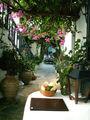 Миконос - вход в ресторан / Греция