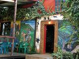 Разрисованные стены / Фото из Лесото