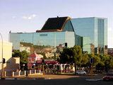 Новые дома из стекла / Фото из ЮАР