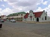 Тихие и сонные улицы города / Фото из ЮАР