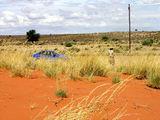 Здесь начинается пустыня / Фото из ЮАР