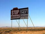 Плакат предупреждения / Фото из ЮАР
