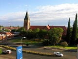 Вид из Holiday Inn / Фото из ЮАР