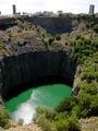 Big Hole ныне затоплена / Фото из ЮАР