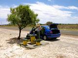Остановились перекусить у дороги / Фото из ЮАР