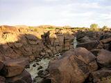 Водопад Ауграбис / Фото из ЮАР
