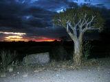 Солнце скрылось за горизонтом / Фото из ЮАР