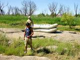 Подготовка к сплаву / Фото из ЮАР