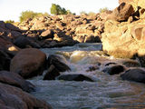 Река Оранжевая / Фото из ЮАР