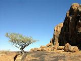 Только скалы / Фото из ЮАР