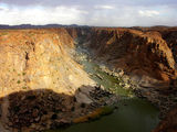 Река течет здесь уже полмиллиарда лет / Фото из ЮАР