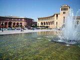 Ереван, площадь Независимости / Фото из Турции