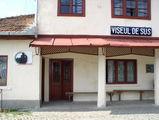 узкоколейная станция Viseu de Sus / Румыния