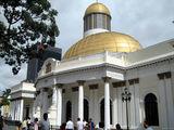 Золотые купола / Фото из Венесуэлы