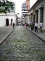 Каменная мостовая / Фото из Венесуэлы