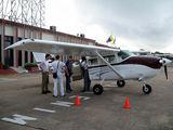 Маленький 6-местный самолет / Фото из Венесуэлы