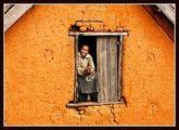 Под крышей / Фото с Мадагаскара