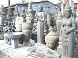 лавка храмовых изваяний / Индонезия