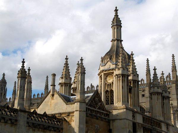 Мы отправились в Кембридж / Фото из Великобритании