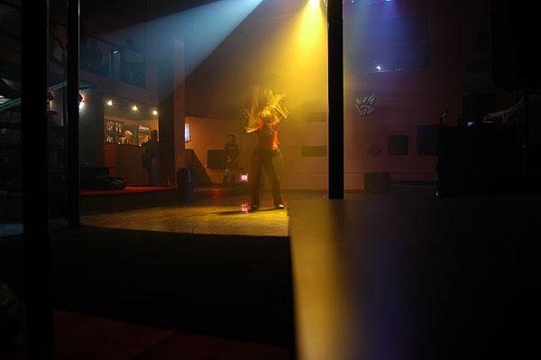 Ночной клуб / Фото из Грузии