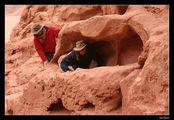 Мир, затерянный среди песков / Иордания