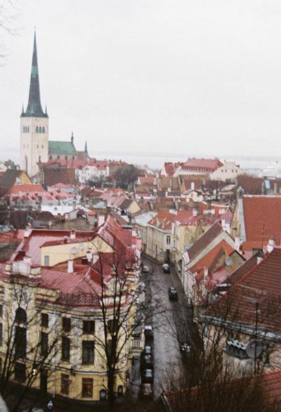 Церковь Олевисте / Фото из Эстонии