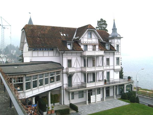 5-звездочный wellness-отель Park Hotel Weggis / Фото из Швейцарии