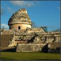 обсерватория майя / Мексика