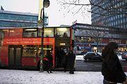 берлинский автобус / Германия