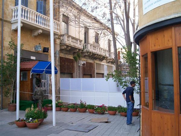 Действующий переход / Фото с Кипра