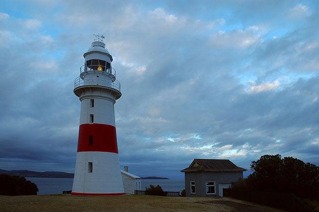 Low Head Lighthouse / Фото из Австралии