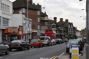 Раньше Кройдон (Croydon) был отдельным городом / Великобритания
