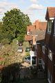Вид из окна жилого дома в Южном Кройдоне / Великобритания