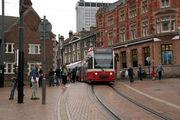 Непривычное для современного Лондона явление – трамвай / Великобритания