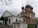 часовня-палатка, поставленная над могилой деда Петра I, К.П. Нарышкина / Россия