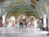 Преподобного Сергия Радонежского храм - интерьер / Россия