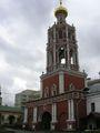 Святые ворота с храмом Покрова Пресвятой Богородицы и колокольней / Россия