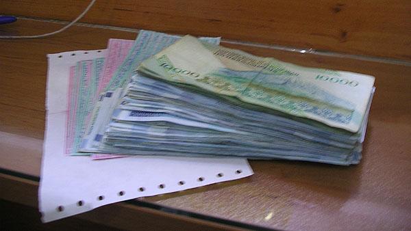 Иранские риалы: столько денег заплачено за три перелета по стране / Фото из Ирана