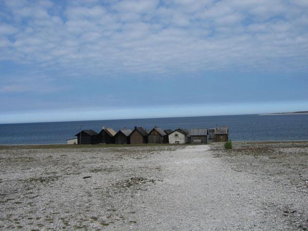 Рыбацкая деревня / Фото из Швеции