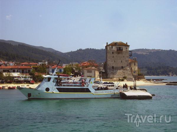 Уранополис / Фото из Греции