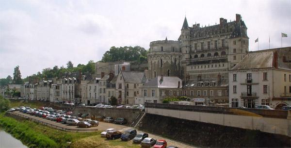 Chateau Royal D Amboise / Фото из Франции